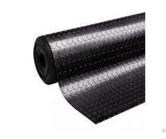 Anti Slip Round Button Rubber Sheet