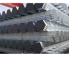 Greenhouse Steel Galvanized Pipe