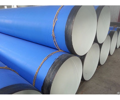 Anti Corrosion Pipe Factory
