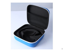 Manufacturer Hard Foam Material Storage Bag Eva Case Custom Size For Headphone