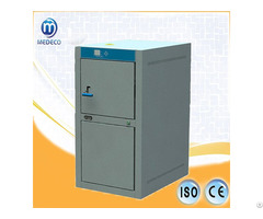 Horizontal Cylindrical Pressure Steam Sterilizer Me 90ydb Medical Equipment