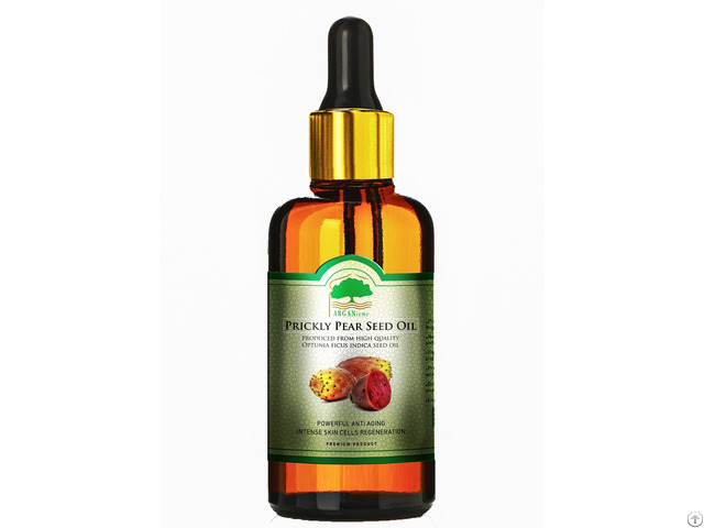 Prickly Pear Seed Oil Factory