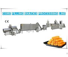 Snacks Extrusion Machine