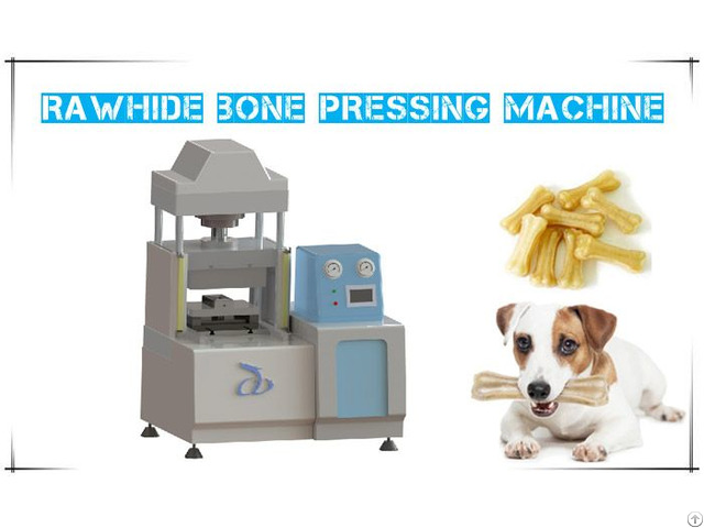 Dog Chew Bone Machine