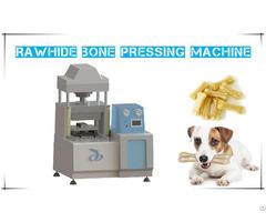 Dog Chew Bone Machine