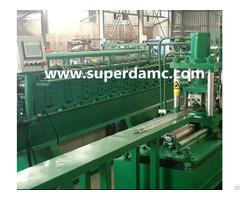 Muscle Rack Shelf Roll Forming Machine Manufacturer