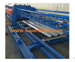 Highquality Superda Floor Deck Roll Forming Machine For Making Construction Material Panel