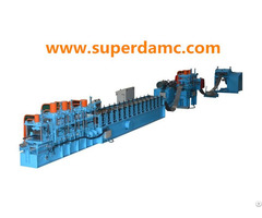 Automatic Electric Box Roll Forming Machine For Distribution Enclosure