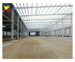 Design Manufacture Install Steel Structure Warehouses And Workshop