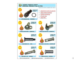Cosmic Forklift Parts Special Project No 23 Pin