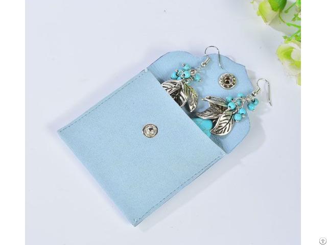 Microfiber Jewelry Envelope Bag