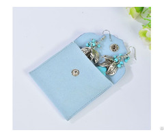 Microfiber Jewelry Envelope Bag