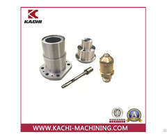 High Precision Aluminum Auto Engine Cnc Machining Machined Machinery Parts