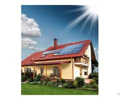 Soliswatt Home Hybrid System