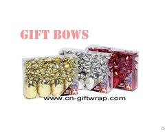 Set Of 16pcs Gift Bows And Curling Ribbon