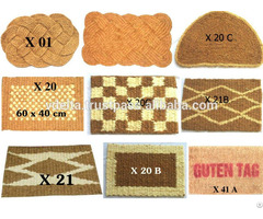 Coconut Fiber Carpet Coir Sheet