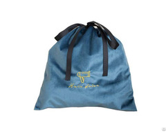 Velvet Hair Dryer Storage Bag