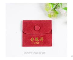 Velvet Bracelet Bag
