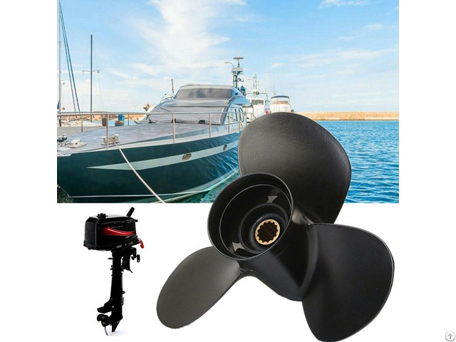 High End Right Aluminum Alloy Propeller For Mercury 40hp 45hp 48hp 50hp Wholesale