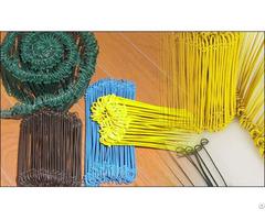 Powder Coated Tie Wire