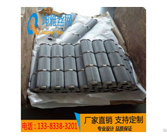 Stainless Steel 3 Layer Pleated Mesh Filter