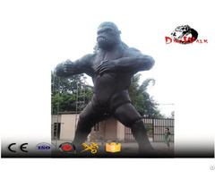Animatronics Gorilla Attractive Model