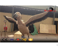 Indoor Decoration Animatronics Birds
