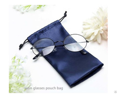 Satin Glasses Pouch Bag