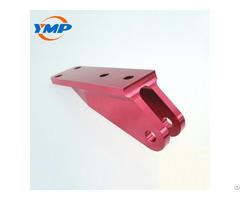 Custom Red Anodize Aluminum Milling Parts