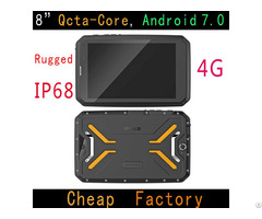 Cheapest Mt6753 Octa Core 8 Inch Android 3g 32g Waterproof Tablet With Nfc Barcode Scanner