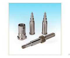 Precision Mould Component Manufacturer Produce Quality Punch And Die Components