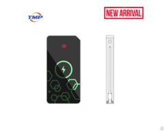 Super Capacity Qi Wireless Charging Treasure Ymp T6