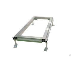 Single Layer Equipment Pedestal