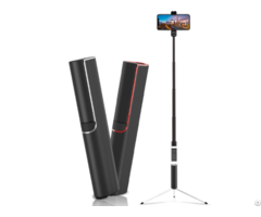 Multifunctional Mobile Phone Tripod Wireless Bluetooth Selftimer