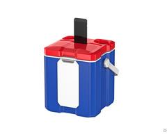 Portable Custom Cooler Bottle Speaker With Power Bank