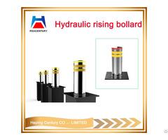 Hydraulic Bollard Automatic Rising Bollards Electric