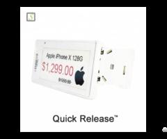 Electronic Shelf Price Esl E Paper Label System