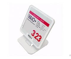 Electronic 3color E Paper Display Shelf Label Esl