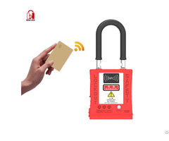 Ic Card Smart Safety Padlock Sc201