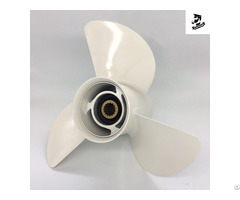 Oem 6e5 45941 00 El Aluminum Propeller 13 X 19 For Yamaha Outboard Engine 60hp 115hp