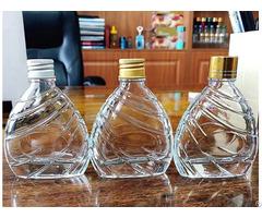 50ml Small Glass Bottle