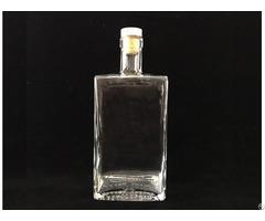 750ml Spirit Vodka Glass Bottle