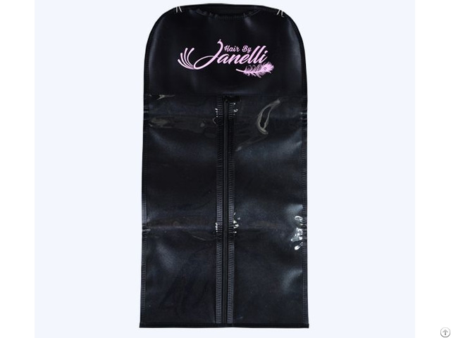 Hair Extension Storage Hanger Bag