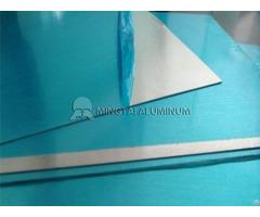 Mingtai 6063 Aluminum Plate Product Features Use