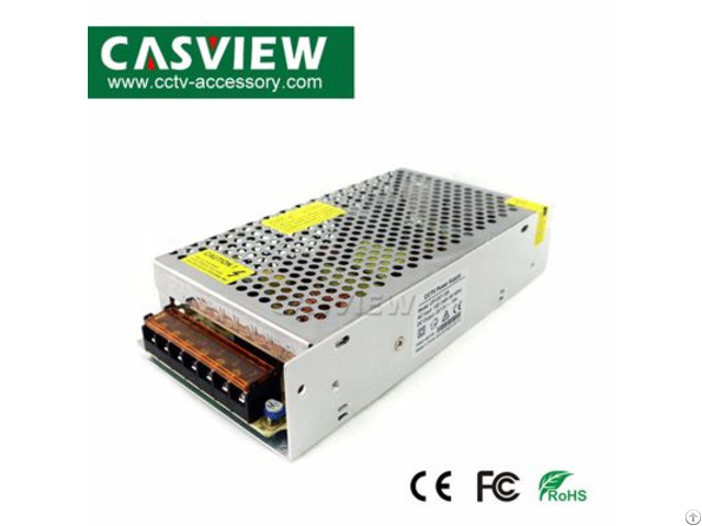Cp1207 10a 120w Triple Output Switching Power Supply