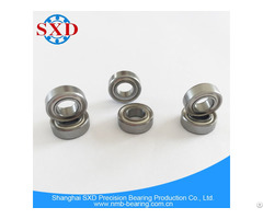Miniature Deep Groove Ball Bearing Mr117 Made In China Competitive Price