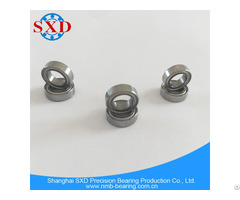 Miniature Deep Groove Ball Bearing Mr106 Export Quality From China