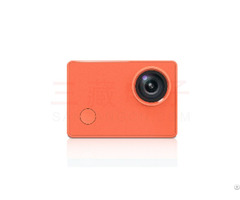 Seabird Sports 4k Camera Orange