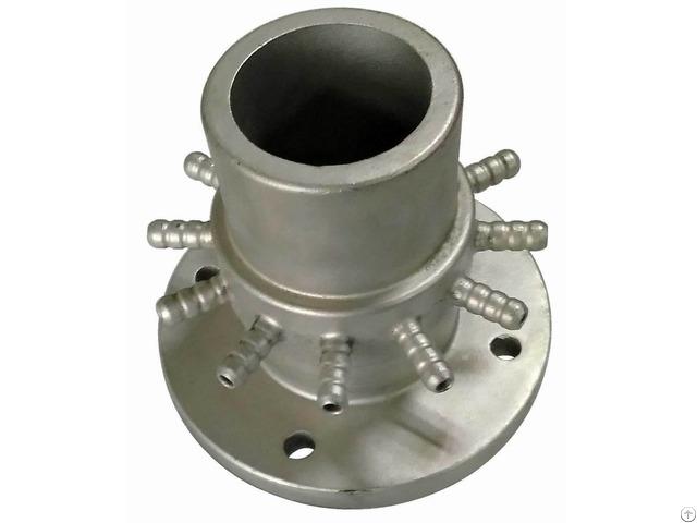 Precision Casting Pump Parts By Jyg