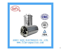 Cbb65 Ac Motor Capacitor For Air Conditioner Use
